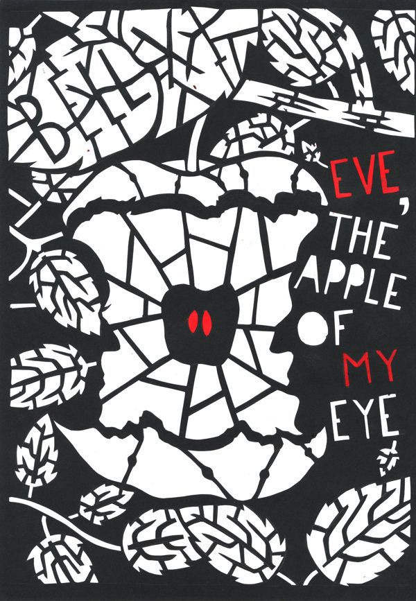 Eve, The Apple of My Eye. on Behance
