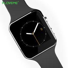 FLOVEME Мода Smart Watch Для Android Телефоны Поддержка Sim Bluetooth 1.54 дюймов HD Ответ Спорт Сна Трекер Мужчины Наручные Часы //Цена: $28 руб. & Бесплатная доставка //  #technology #tech