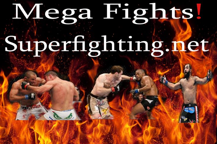 Watch Mega Fight - http://superfighting.net/  It's for You!!!!!!!!!!!