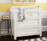 Skylar Changing Table Amp Topper Pottery Barn Kids