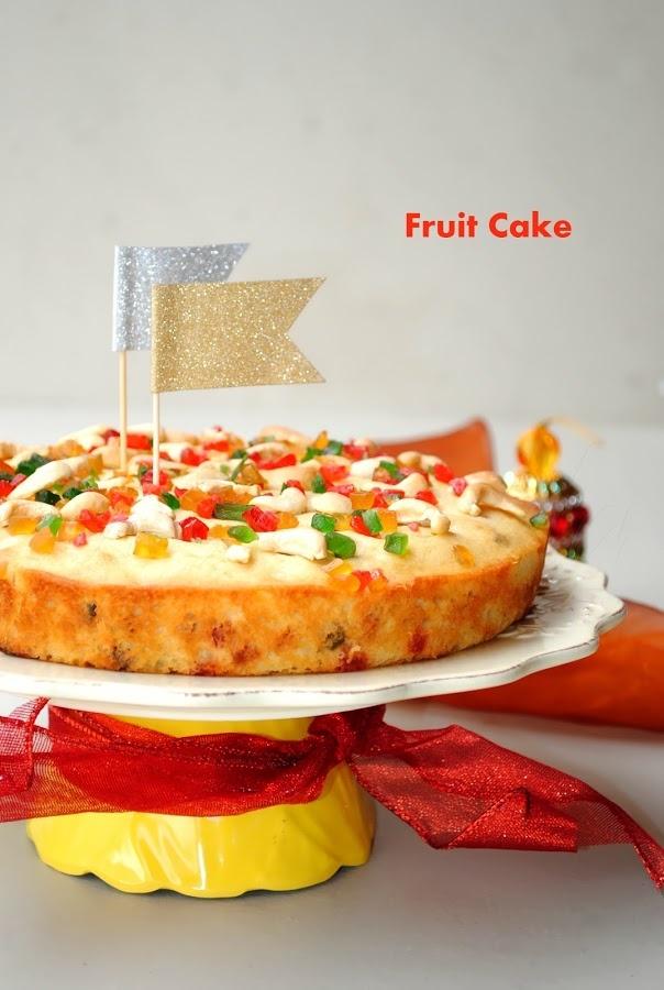 Bbc Fruit Cake