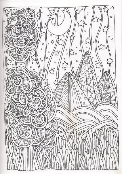Relax And Unwind With Our Library Of Printable Adult Coloring Book Pages Featuring A Variety Designs From Animals To Stress Relief