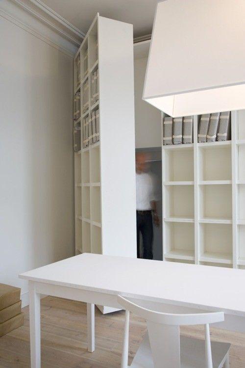 hidden spaces.Bookshelves, Interiors Photography, Hidden Room, Hidden Doors, Secret Room, Book Shelves, Secret Doors, Hidden Spaces, Bookcases Doors