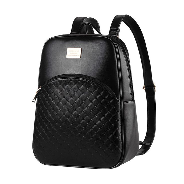 d2aebbea5e0c High Quality kanken backpack Female Style Luxury Design PU Leather Backpacks  Casual Travel Backpacks Out Casual