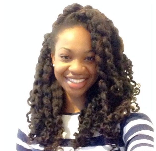 natural hairstyles with perm rods : ... Natural Hair & Braid Styles Marley Twist Hairstyles ... Hair Styles