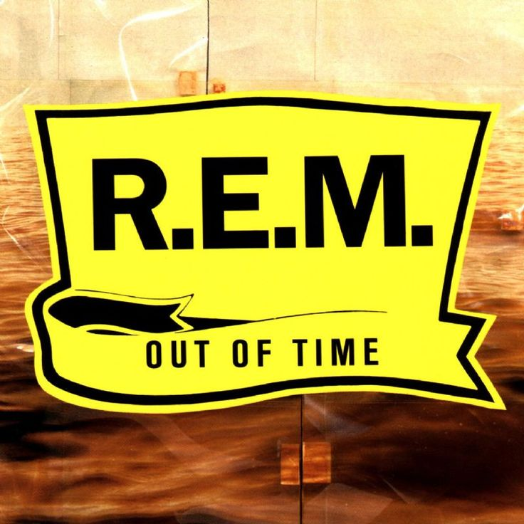 R.E.M. - Out of time (1991)