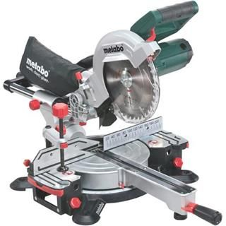 Metabo KGS 216 M 216mm Sliding Compound Mitre Saw