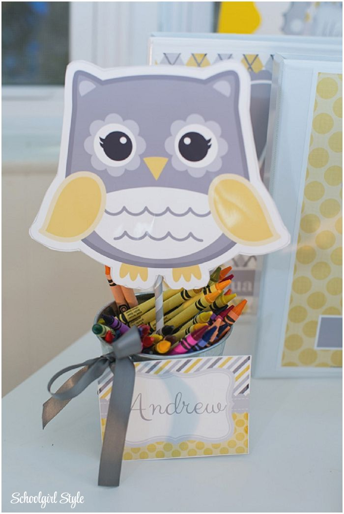 Yellow Classroom Decor ~ Ideas about owl classroom decor on pinterest