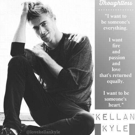Kellan Kyle #Thoughtless #SCStephens