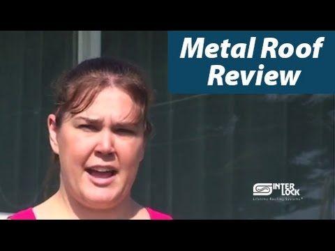 Metal Roof Review   Tacoma, Washington   YouTubehttp://www.interlockroofing.