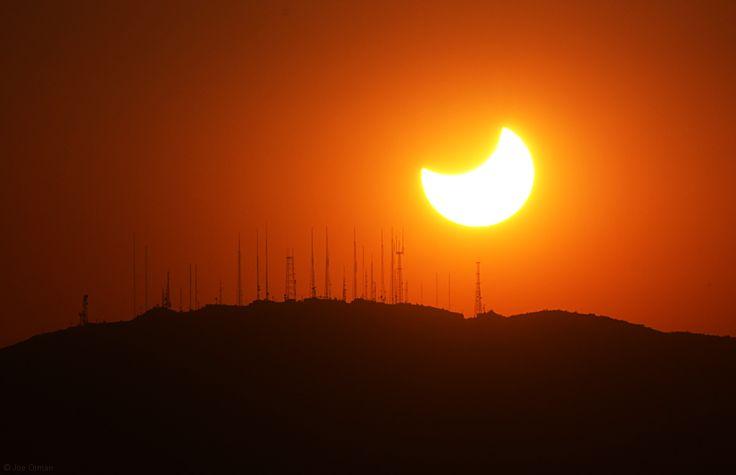 Quem quer vir assistir ao Eclipse do Sol no próximo dia 20 de Março?
