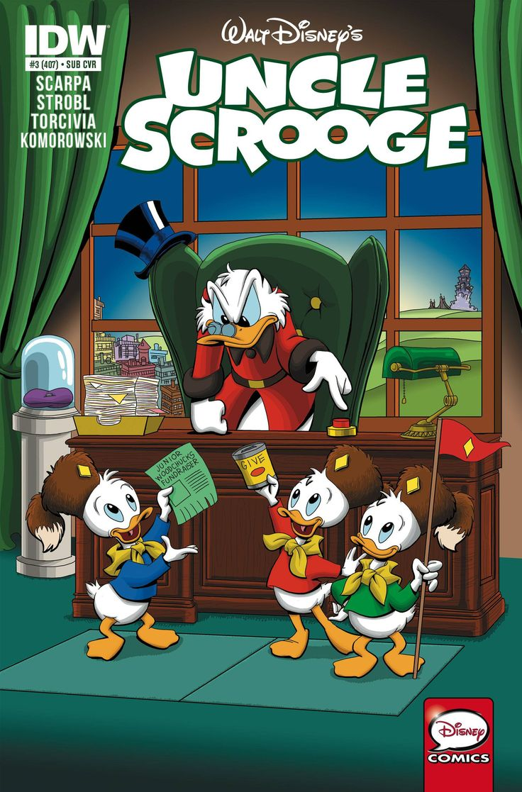 """""""The Duckburg 100"""": How fast can Donald and the Beagle Boys turn a hundred dollars into a million? And why is Scrooge desperate to stop them?"""