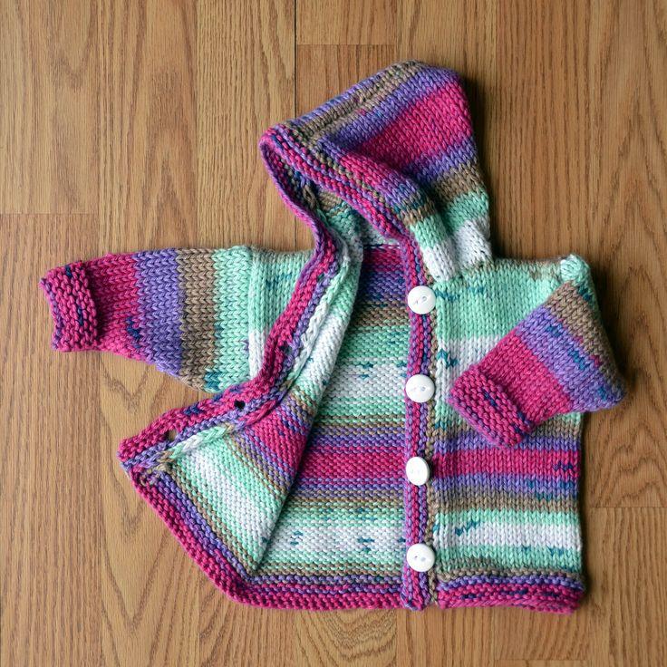 Free Pattern Friday - Jump for Joy Hoodie | Baby boy ...