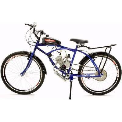 Bicicleta Motorizada Kit Motor Moskito 80cc Bikelete - R$ 1.441,97 no MercadoLivre: