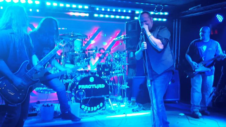Tim Ripper Owens With Fracture
