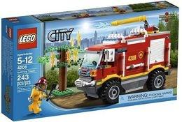 Lego City, Terenowy wóz strażacki, 4208