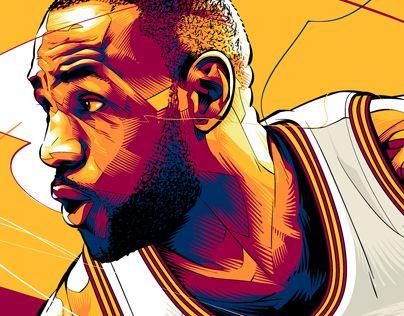"""""""NBA Finals 2016 - ESPN"""" http://be.net/gallery/38771237/NBA-Finals-2016-ESPN"""