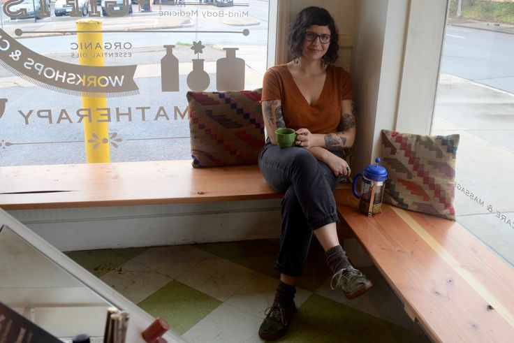 Sara Levine Is Denver's Barista Herbalist http://sprudge.com/blending-a-life-of-coffee-and-tea-with-denvers-barista-herbalist-117464.html