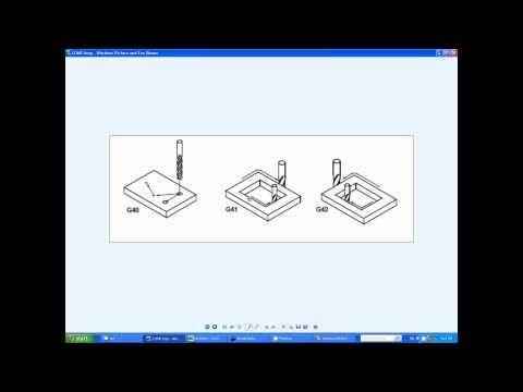 CNC PROGRAMMING G-Code basics #1 - YouTube