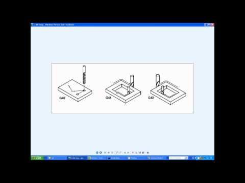 CNC PROGRAMMING G-Code basics #1 - YouTube
