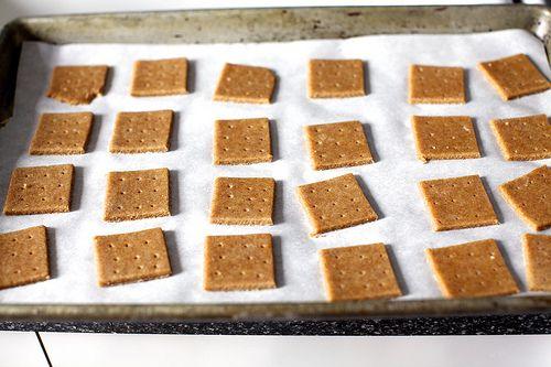 Domácí slané krekry (crackers) | Home-Made.Cz
