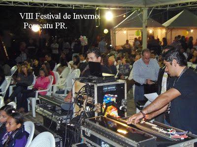 COMERCIAL PORECATU: Festival de Inverno em Porecatu- Noite Gospel -quarta feira 11 de julho 2012.