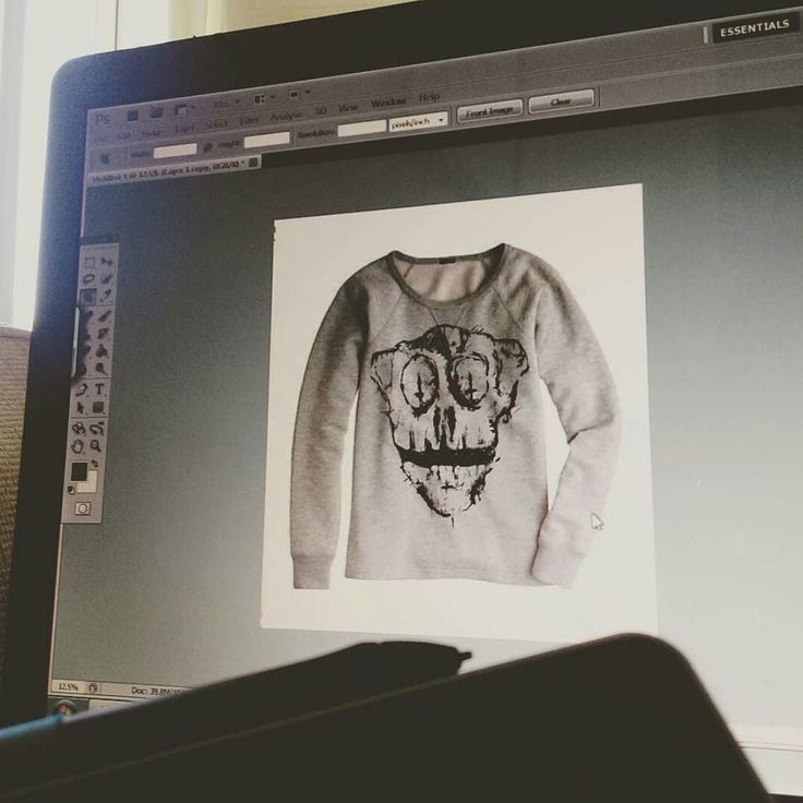 Throwback to this Jumper we designed a few years ago.