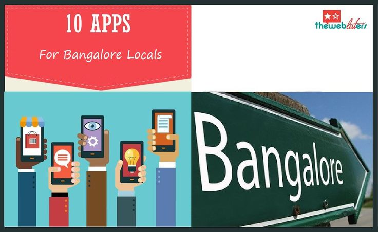TWL gets you 10 Must have Apps for Bangalore Locals if you from the City of Technology. Let these Apps make your life easier at Bangalore.