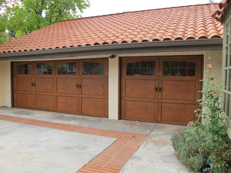 dalton garage doors30 best Garage Doors  Faux Wood Finish images on Pinterest