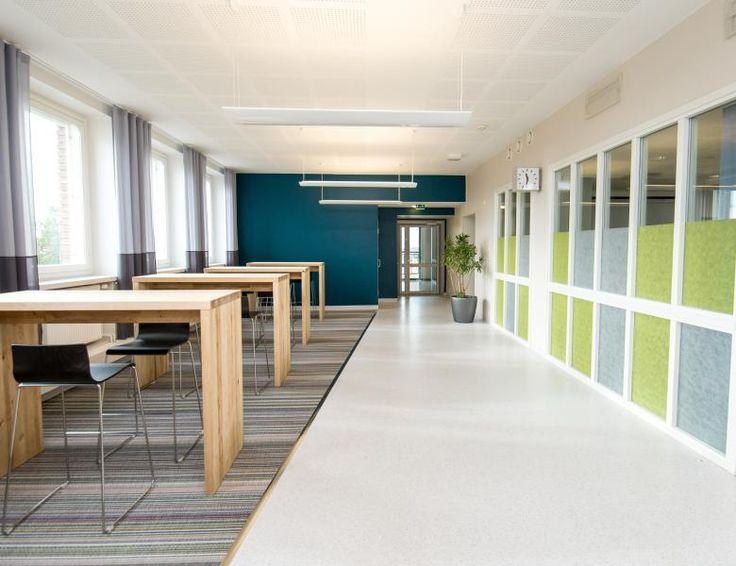 Yrkeshogskolan Novia remonttisunnittelu Aveo Vaasa