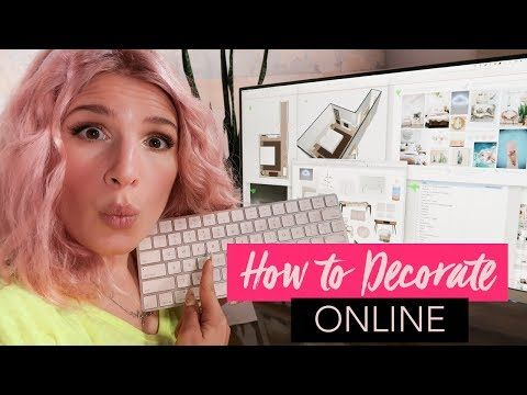 The Complete Guide to Decorating Your Room | Alisha Marie Online Shopping Vlog | Mr. Kate - YouTube