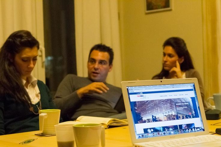 TEDMED Live Athens Website