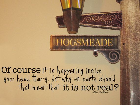 Harry freaking Potter. Yes.
