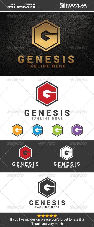 Genesis / G Letter