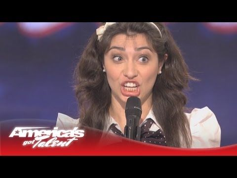 Best Britain's & America's Got Talent Impressionists - YouTube