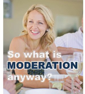 New blog post - what is #moderatedrinking anyway and how to #drinkinmoderation.