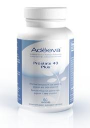 Prostate 40 Plus - Adëeva Products