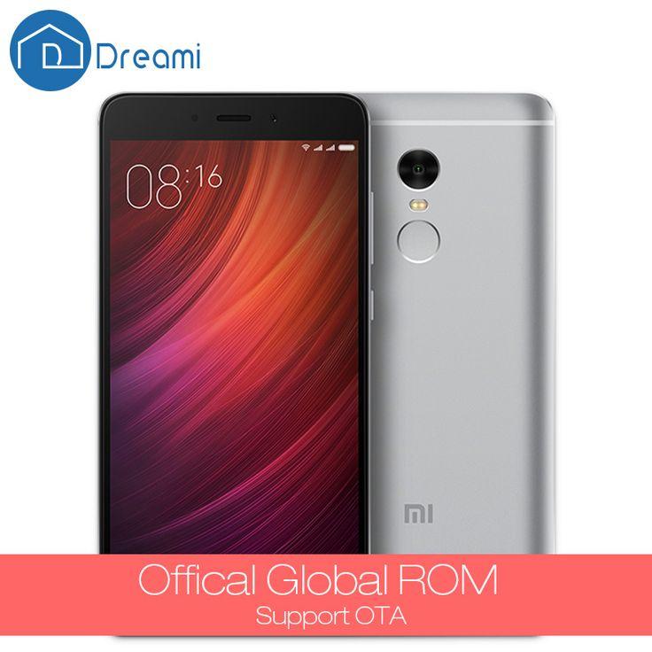 Pas cher Dreami D'origine Xiaomi Redmi Note 4 Premier 64 GB ROM 3 GB RAM téléphone portable MTK Helio X20 Deca Core 13MP D'empreintes Digitales Mobile Téléphone Note4, Acheter  Mobile Téléphones de qualité directement des fournisseurs de Chine:principales CaractéristiquesFull Metal Corps, d'empreintes digitales ID, 2.5D Arc VerreCPU ----- MTK He