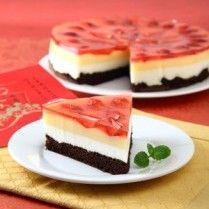 Resep Membuat Stroberi Cake Puding   ResepBook.com