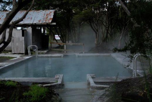 Ruaomoko - Geothermal