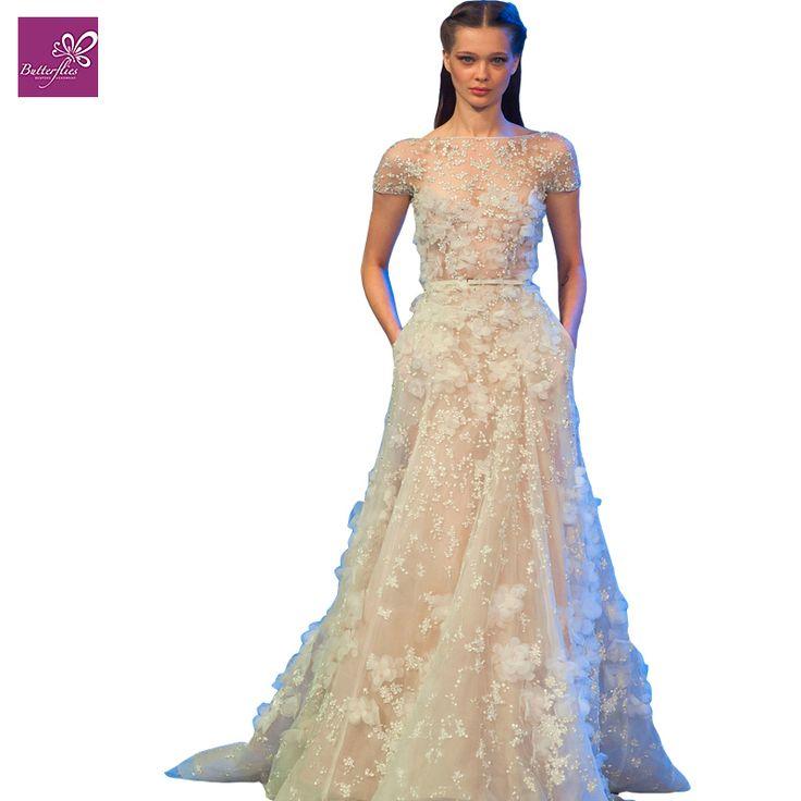 57 besten Hochzeit-Kleider Bilder auf Pinterest | Hochzeitskleider ...