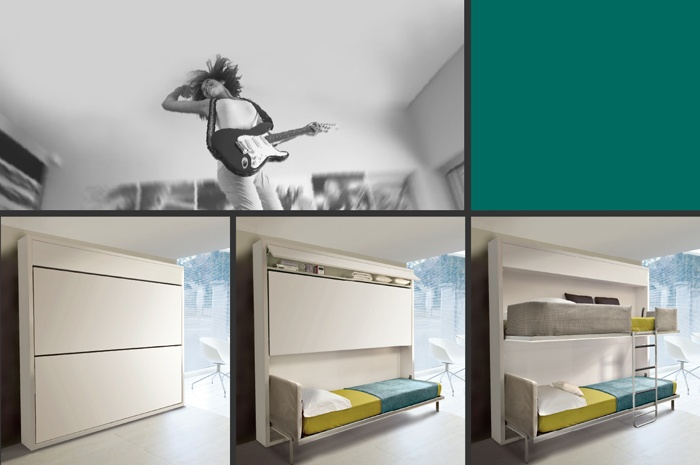 17 Best Space Saving Furniture Ideas For Small Apartments: 17 Best Images About Space Saving Furniture Ideas On