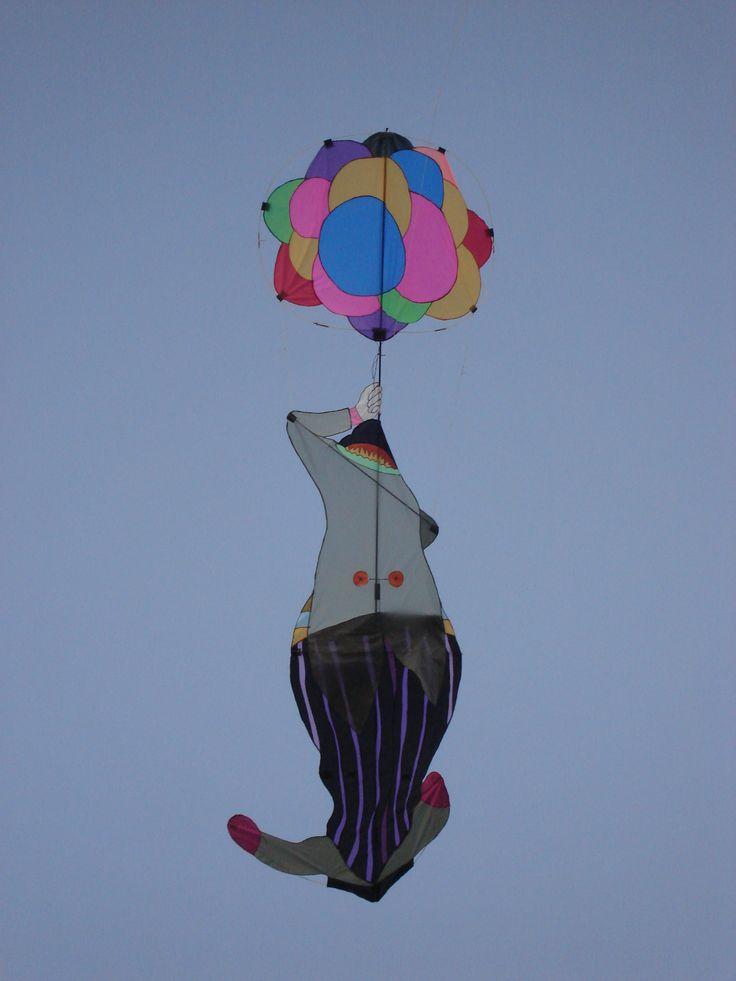 """Signor Blum"" by Ninael for Ex3 Kite"