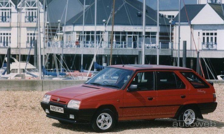 Fotogalerie Škoda Favorit 1988