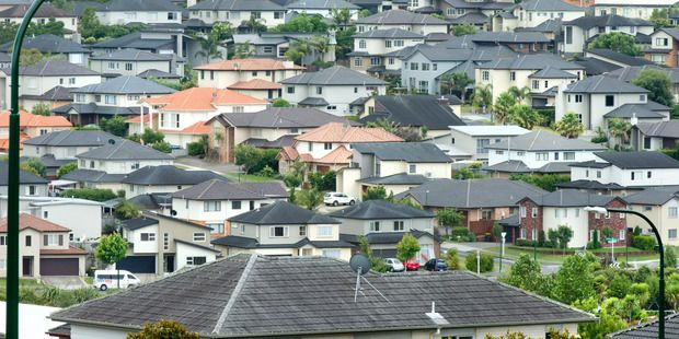 Housing affordability was found to be the toughest PR gig of 2016, according to BlacklandPR. Photo / NZME