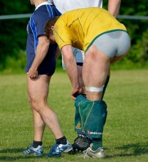 Many times naked rugby voyeur mala