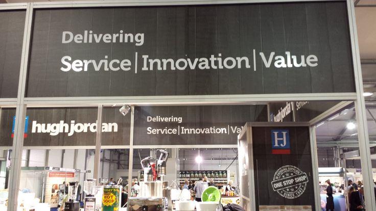 Delivering Service, Innovation and Value