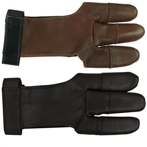 Berlin Deerskin Archery Shooting Glove