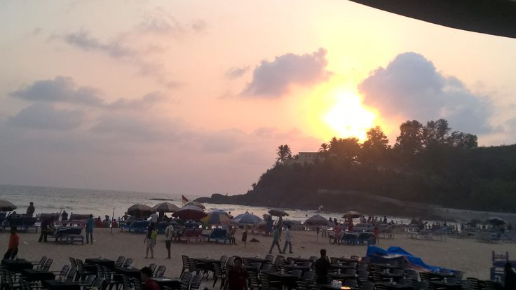 Baga beach spend ur evening with live orchestra and karaoke  at Brittos