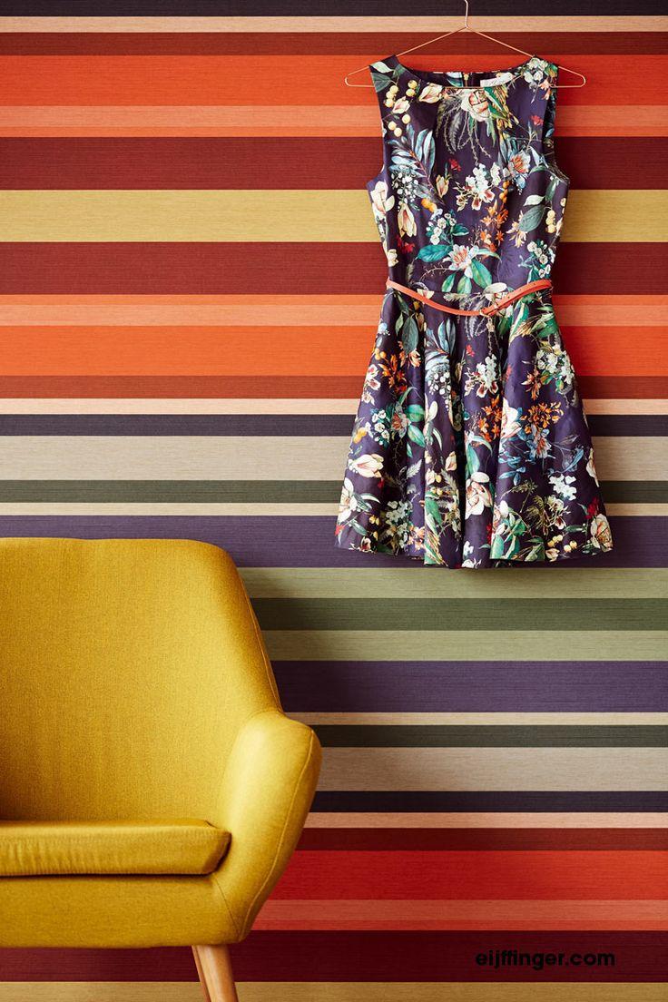 17 beste idee u00ebn over Verf Strepen op Pinterest   Gestreept geschilderde muren, Gestreepte muren